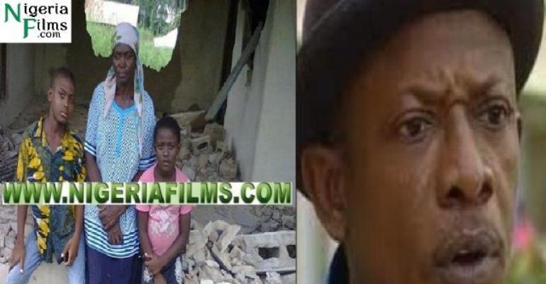 MTN Ambassador, Nkem Owoh 'Osuofia' Allegedly Humiliates Poor Widow