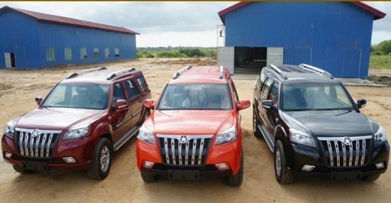 The Kantanka range of vehicles now on sale