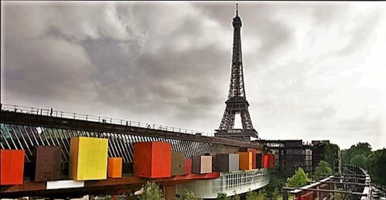Musée du Quai Branly, Paris, France.