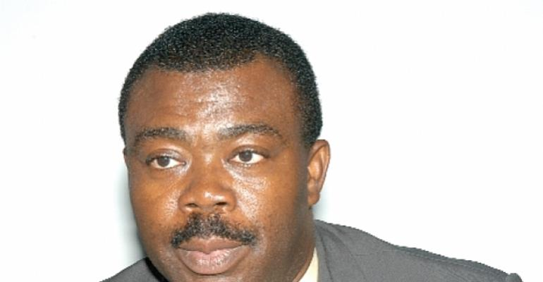 Hon. Stephen Asamoah Boateng(ASABEE)