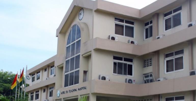 Childhood Cancer Starts Korle-Bu Hostel Facility