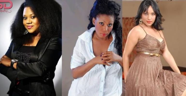 Nollywood Actresses In Secret Wedding