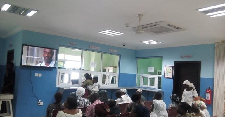 Iran Clinic Moves To Improve Healthcare Service Delivery In Ghana