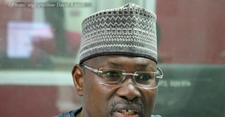 IEA Encounter: 2015 election was litmus test of Nigeria's democracy- Prof Jega
