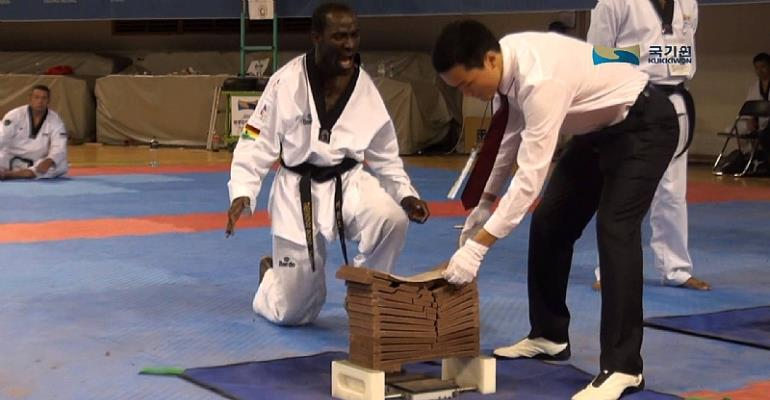 20 Ghanaian Taekwondo Coaches benefit from Olympic Solidarity Course