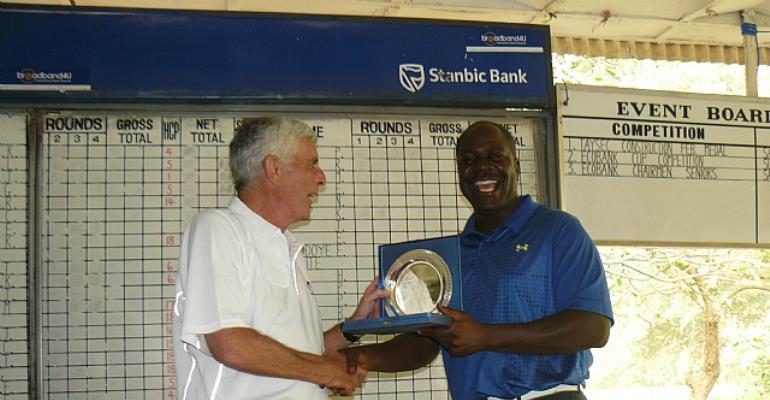 AGC Captain Encourages Massive Golf participation