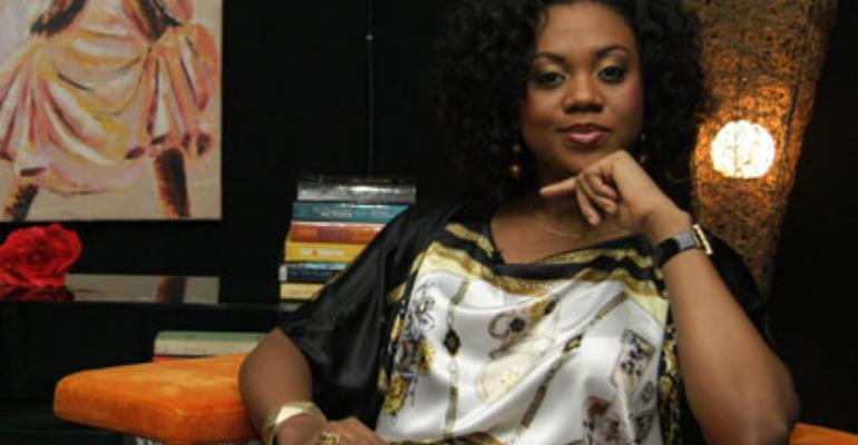 MY KIDS ARE IMPORTANT THAN NOLLYWOOD--STELLA DAMASUS