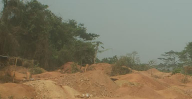 Bontefufuom district seeks government help