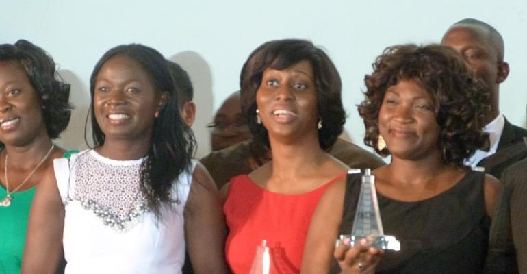 Women Shine At 6th Ghana Information Technology And Telecoms Awards