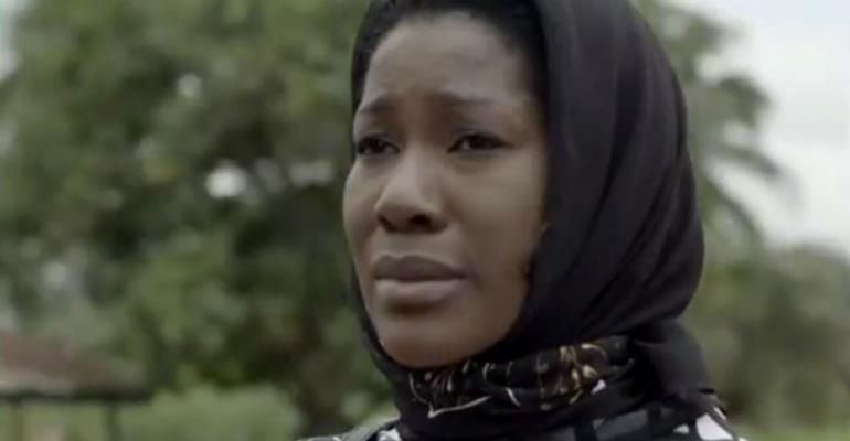 #ChildNotBride: Movie Trailer for Stephanie Okereke's upcoming movie 'DRY' [WATCH]