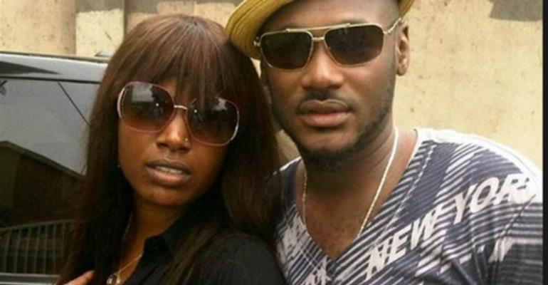 Baby No 7 On The Way For 2Face As Annie Macaulay Is Pregnant