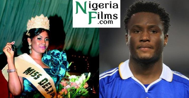 Eagles Star, Mikel Obi Harbours Delta Soap Queen In UK Home-Enquirer Magazine