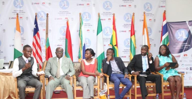 SFAN Organises Career Fair For YALI Participants