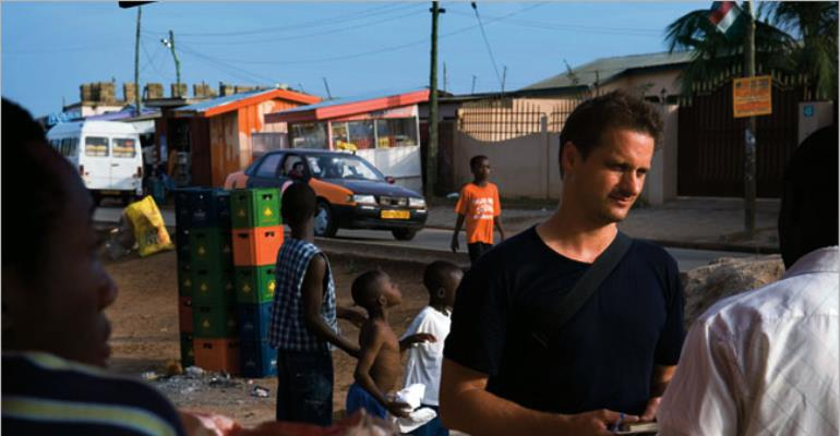 Thrill of the Chipchase: Human-Centered Cell Phone Design in Ghana