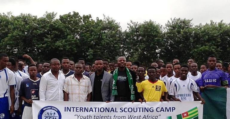 Skillnet Sports International Youth Camp