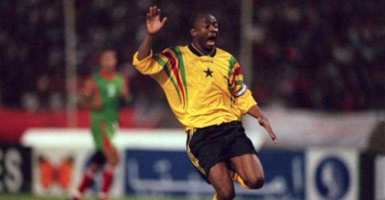 Ghana's Abedi Pele launches biography