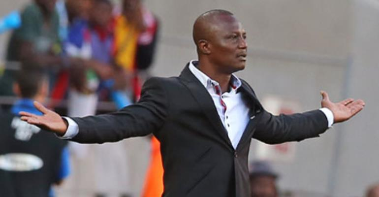 Ghana's World Cup coach Kwesi Appiah to quit post over technical director appointment