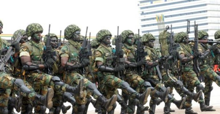 Special Forces Of Ghana