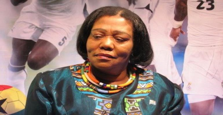 High Commissioner to Ghana, Jeanette Ndlovu
