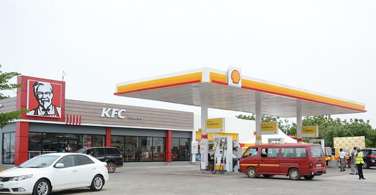 Fuel Price Reduced At Shell Service Stations