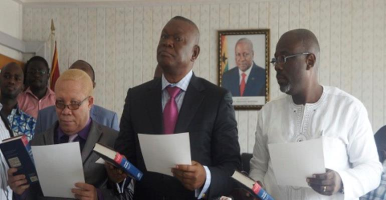 2014 World Cup Presidential Commission not out to witch-hunt anyone – Chairman assures