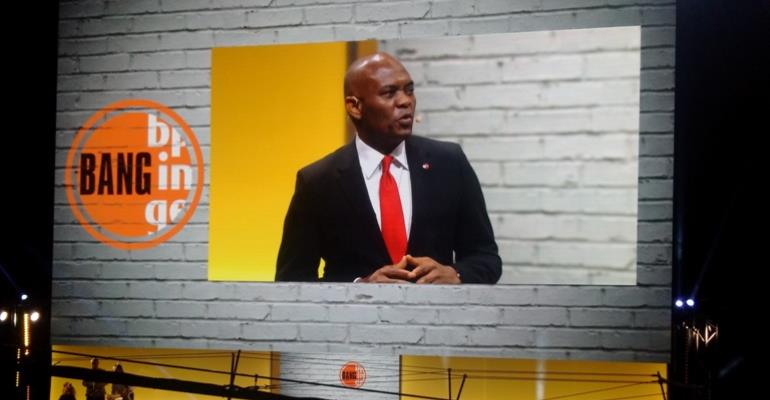 Africa's Business Magnate Tony Elumelu Addresses Two Key Events in France