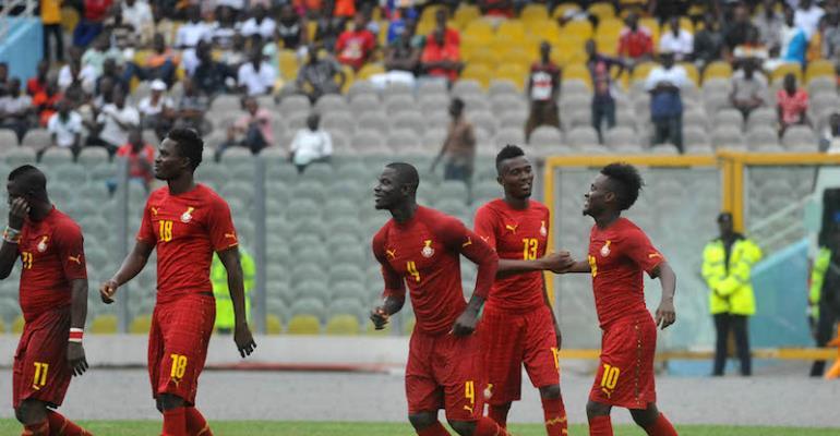 LIVE: Rwanda 0-0 Ghana Group H AFCON qualifier