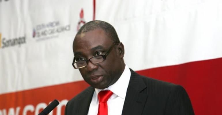 Power Minister Dr Kwabena Donkor