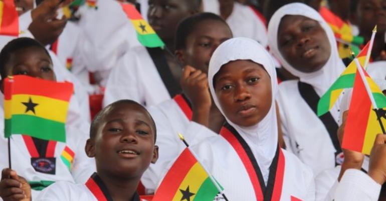 Nkroful Marks Ghana @61