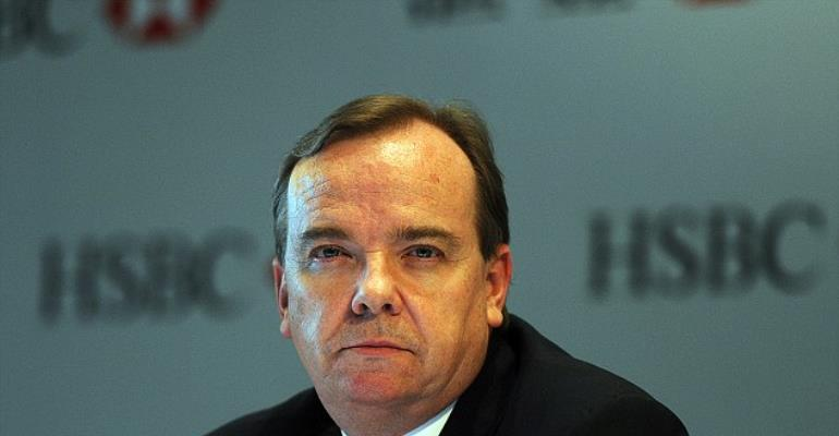 Under-Fire HSBC CEO, Stuart Gulliver, Is Under Huge Pressure To Clean Up His Bank's Act After Scandals At Home And Abroad