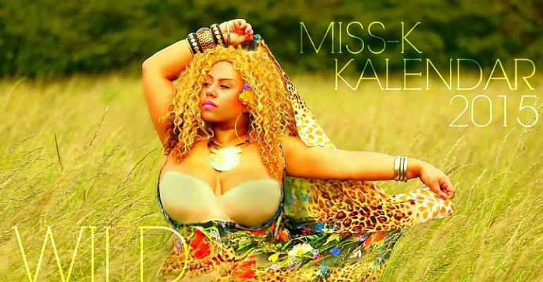 Miss-K whets her fans appetites with sneak peak of Wild Safari