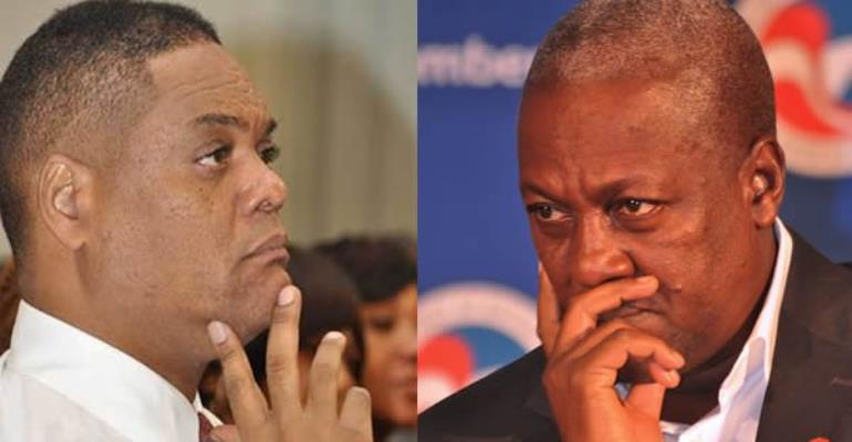 CPP youths calls for Mahama resignation; dismiss Greenstreet comment