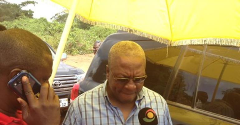 Methodist Bishop blasts Mahama; says his administration is insensitive and dull