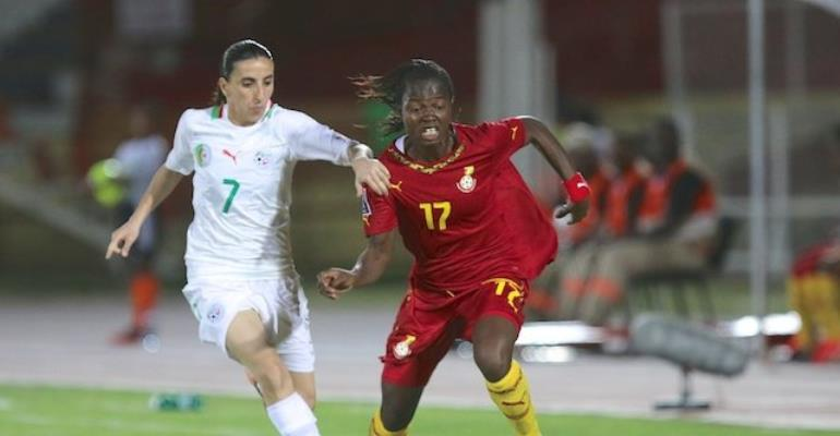 Portia Boakye nominated for CAF Women's Player of the Year