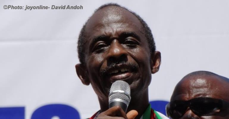 George Boateng needs mental treatment - Asiedu Nketia dismisses