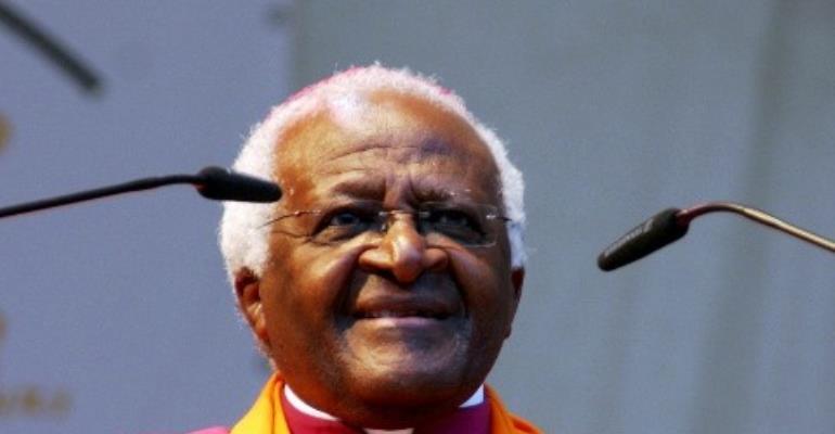 Archbishop (Rtd) Desmond Tutu