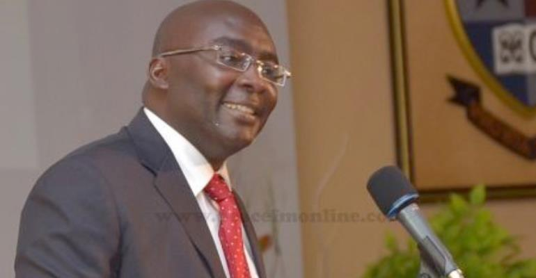 Being President Is Not Easy, Nana Addo Needs Your Prayers—Bawumia Tells Sunyani Muslims