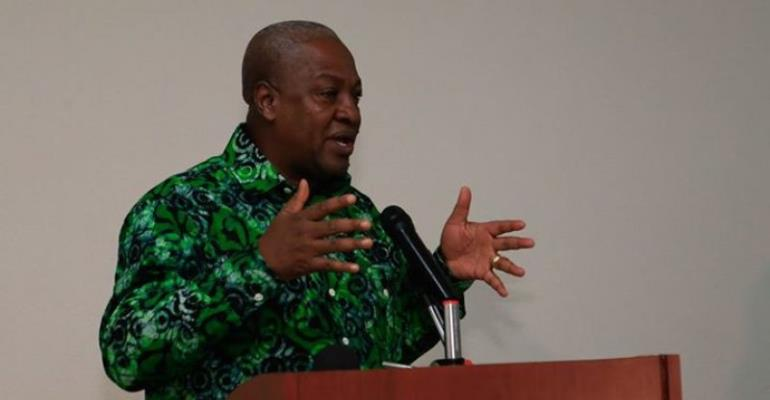 Petitioning President Mahama At Change.Org For