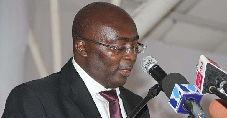 Members Of Northern Regions For NPP Congratulates Vice President Dr. Bawumia For His Outstanding Performance