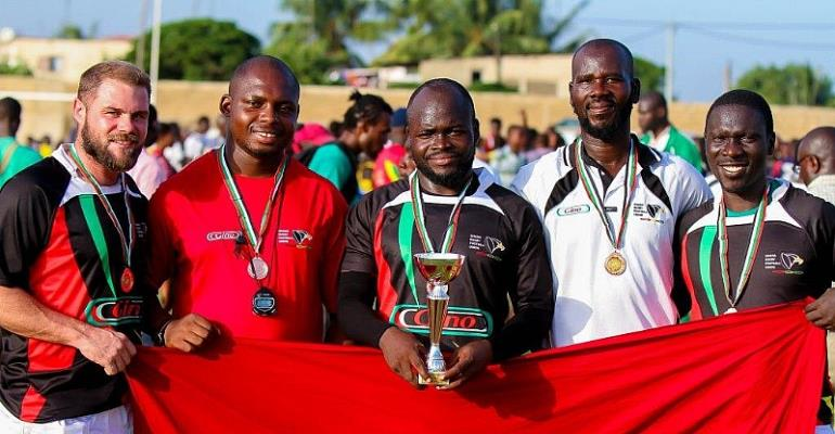 Ghana Rugby Wins Bronze Cup In Togo
