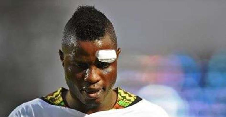 Afcon 2017 qualifier: Wakaso beauty rescues Ghana
