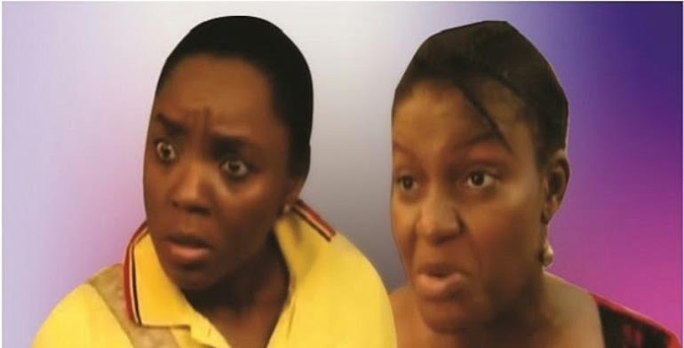 Actresses At War!! Chioma Chukwuka Apotha And Queen Nwaokoye Fights Each Other...The Bomb