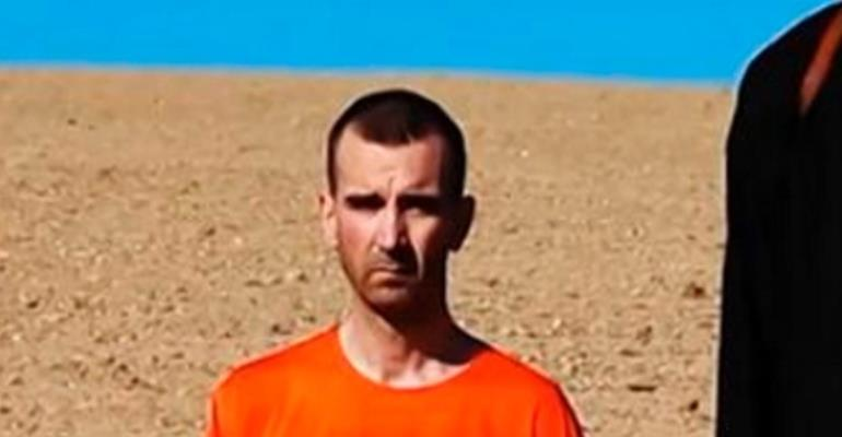 ISIS Killed Another British Hostage David Haines