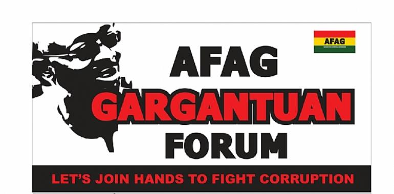 GARGANTUAN FORUM- Let's join hands to fight corruption