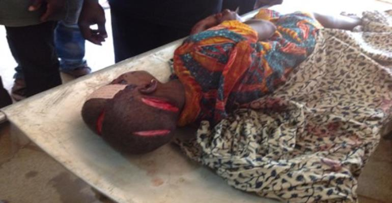Gorry image: Jealous man kills 6 year old daughter and commits suicide