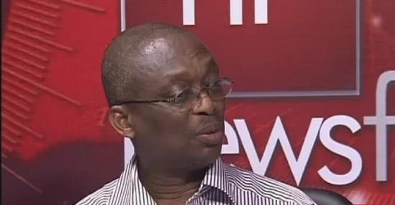 """Amidu Is A Victim Of """"Bogus Informants"""" - Baako"""