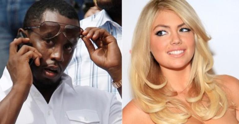 kate upton is now dating diddy