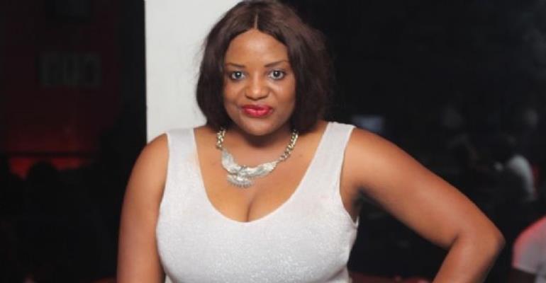 Actress, Funke Adesiyan Joins 2015 Political Race