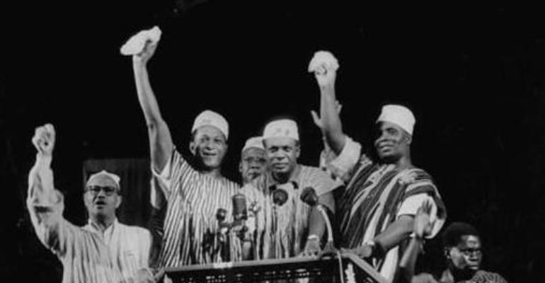 Kwame Nkrumah: The ONE and ONLY Founding Father of  Ghana - Part I