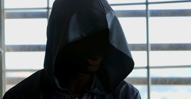 Anas Shows Us That the G in Ghana Stands for